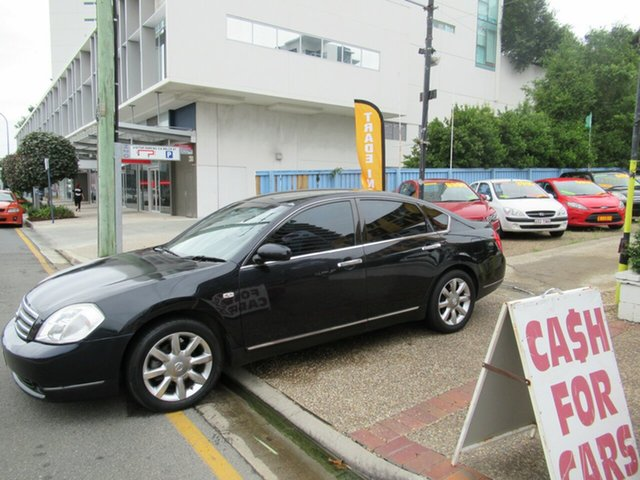 Used Nissan Maxima ST-L, Southport, 2005 Nissan Maxima ST-L Sedan