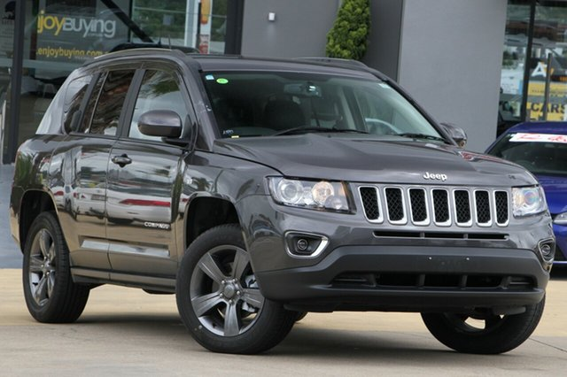 Used Jeep Compass North CVT Auto Stick, Moorooka, Brisbane, 2015 Jeep Compass North CVT Auto Stick Wagon