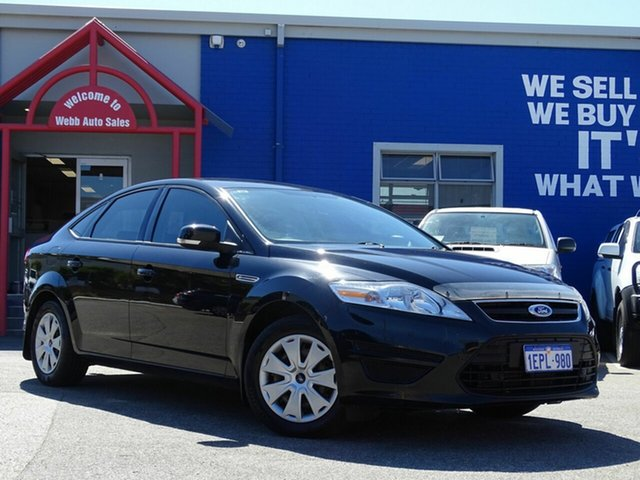 Discounted Used Ford Mondeo LX PwrShift TDCi, Welshpool, 2013 Ford Mondeo LX PwrShift TDCi Hatchback