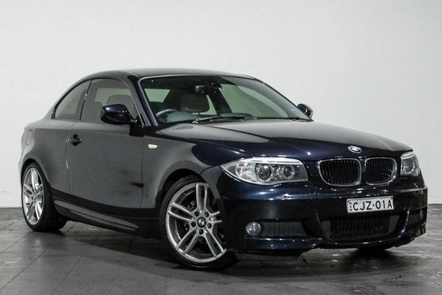 Used BMW 120i Steptronic, Rozelle, 2012 BMW 120i Steptronic Coupe
