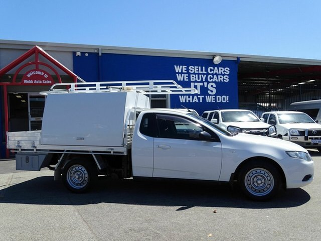 Discounted Used Ford Falcon Ute Super Cab, Welshpool, 2011 Ford Falcon Ute Super Cab Utility