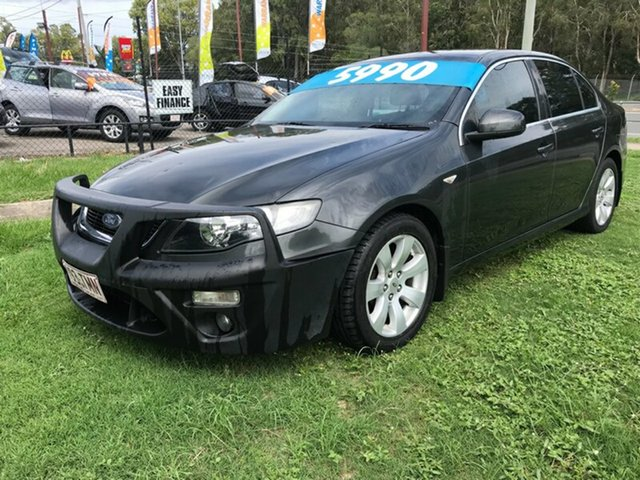 Used Ford Falcon G6 (LPG), Clontarf, 2008 Ford Falcon G6 (LPG) Sedan