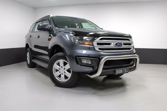 Used Ford Everest Ambiente RWD, Hamilton, 2017 Ford Everest Ambiente RWD Wagon