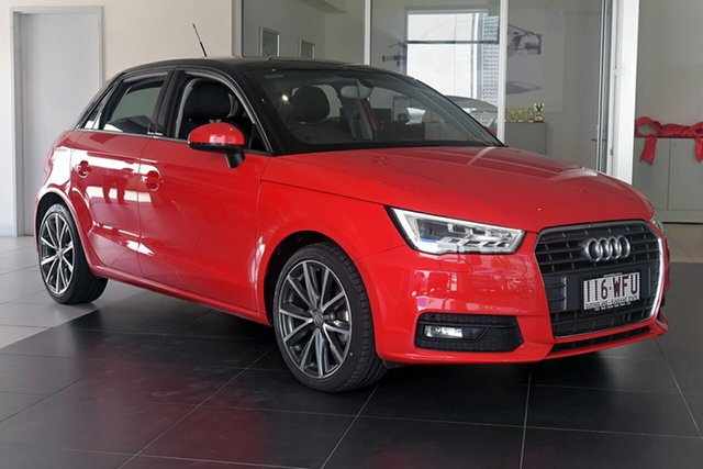 Used Audi A1 Sport Sportback S tronic, Southport, 2015 Audi A1 Sport Sportback S tronic Hatchback