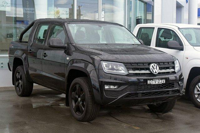 Demonstrator, Demo, Near New Volkswagen Amarok TDI420 Core Plus (4x4), Southport, 2017 Volkswagen Amarok TDI420 Core Plus (4x4) Utility