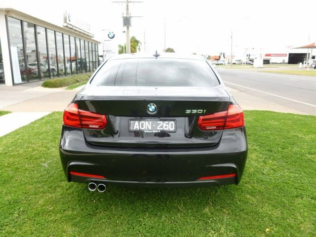 Used BMW 330I M Sport, 2017 BMW 330I M Sport F30 LCI Sedan