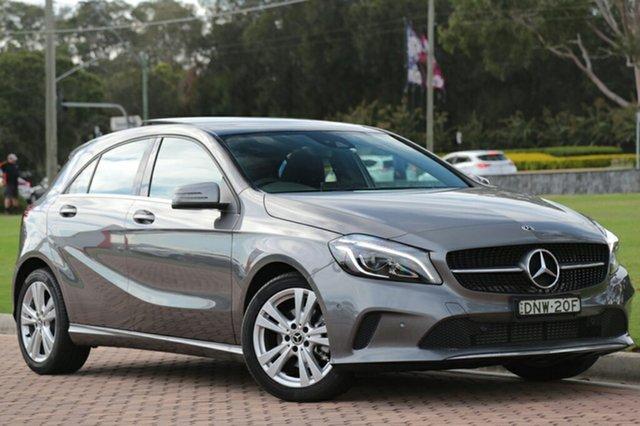 Discounted Used Mercedes-Benz A180 D-CT, Warwick Farm, 2017 Mercedes-Benz A180 D-CT Hatchback