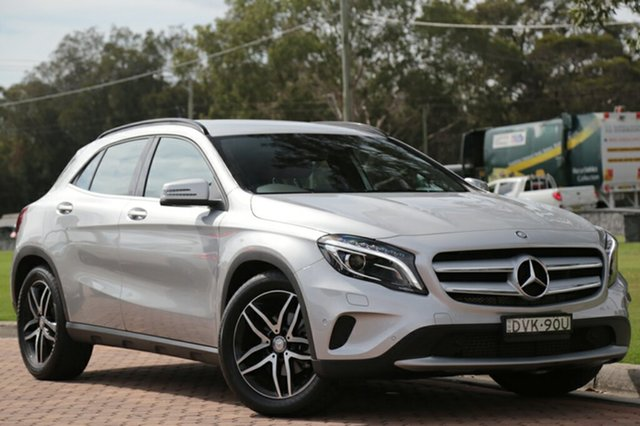 Discounted Used Mercedes-Benz GLA180 DCT, Warwick Farm, 2017 Mercedes-Benz GLA180 DCT SUV