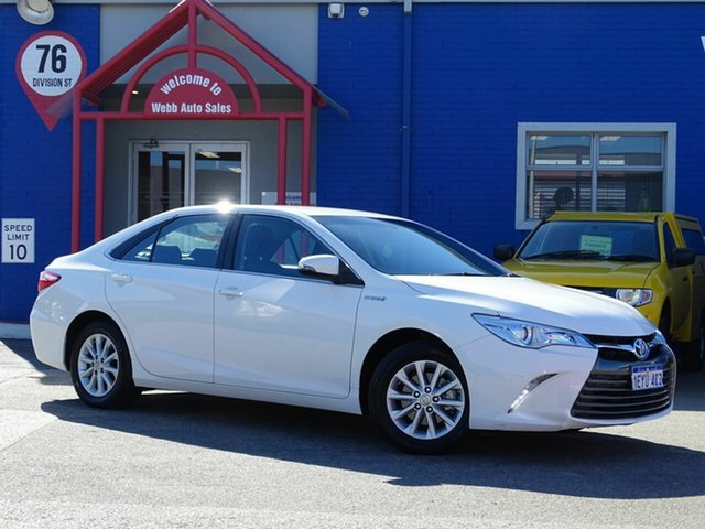 Discounted Used Toyota Camry Altise, Welshpool, 2016 Toyota Camry Altise Sedan
