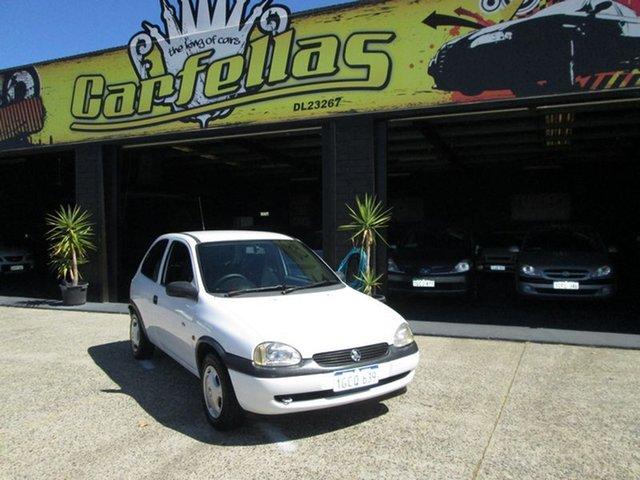 Used Holden Barina, O'Connor, 1998 Holden Barina Hatchback