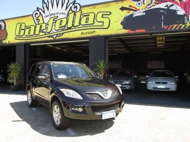 Used Great Wall X240 4WD, O'Connor, 2012 Great Wall X240 4WD Wagon