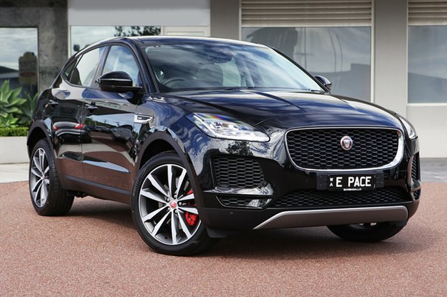 Demonstrator, Demo, Near New Jaguar E-PACE P250 AWD HSE, Osborne Park, 2018 Jaguar E-PACE P250 AWD HSE Wagon