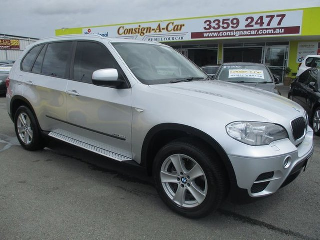 Used BMW X5 xDrive30d Steptronic, Kedron, 2012 BMW X5 xDrive30d Steptronic E70 MY12 Wagon