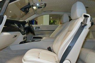 2018 Rolls-Royce Wraith Coupe.