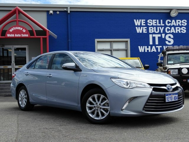Discounted Used Toyota Camry Hybrid H, Welshpool, 2015 Toyota Camry Hybrid H Sedan