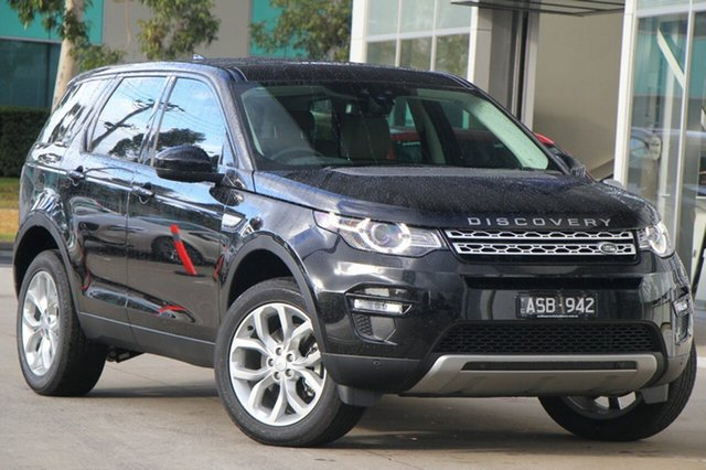 Demonstrator, Demo, Near New Land Rover Discovery Sport TD4 110kW HSE, Port Melbourne, 2018 Land Rover Discovery Sport TD4 110kW HSE Wagon