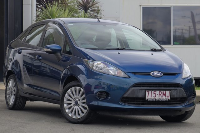 Used Ford Fiesta LX, Bowen Hills, 2010 Ford Fiesta LX Sedan