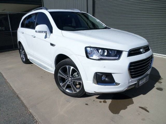 Used Holden Captiva 7 LTZ (AWD), Wangaratta, 2016 Holden Captiva 7 LTZ (AWD) Wagon