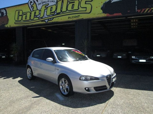 Used Alfa Romeo 147 Selespeed, O'Connor, 2008 Alfa Romeo 147 Selespeed Hatchback
