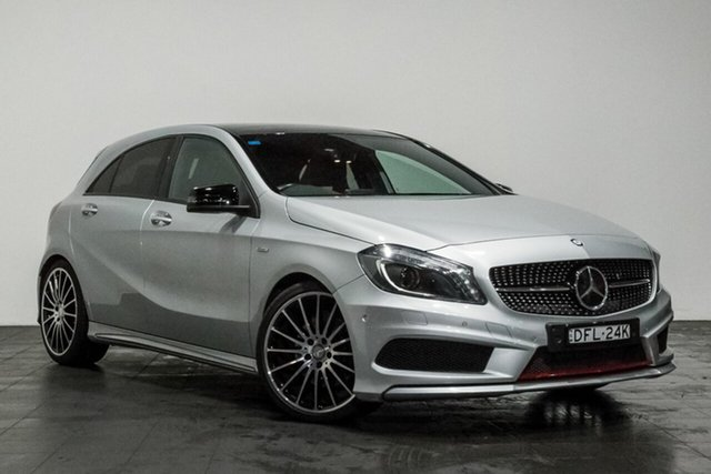 Used Mercedes-Benz A250 Sport D-CT, Rozelle, 2015 Mercedes-Benz A250 Sport D-CT Hatchback