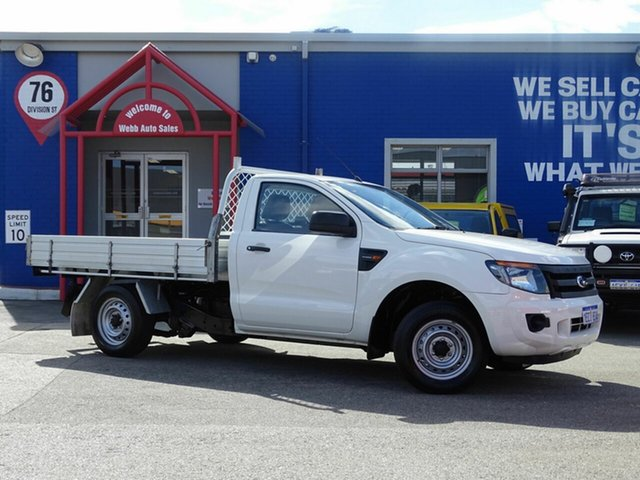 Discounted Used Ford Ranger XL 4x2, Welshpool, 2012 Ford Ranger XL 4x2 Cab Chassis
