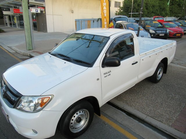 Used Toyota Hilux SR, Southport, 2008 Toyota Hilux SR Pickup