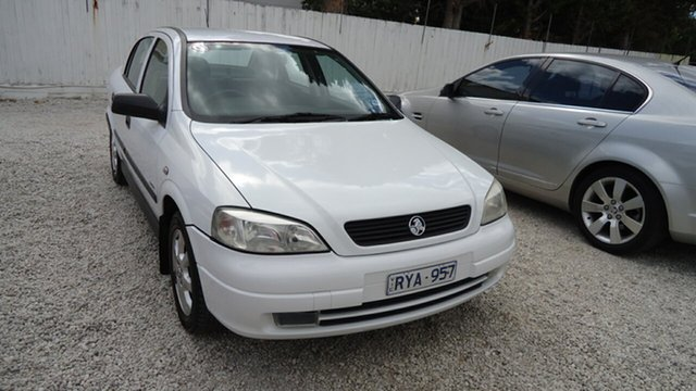Used Holden Astra Equipe City, Seaford, 2002 Holden Astra Equipe City Sedan