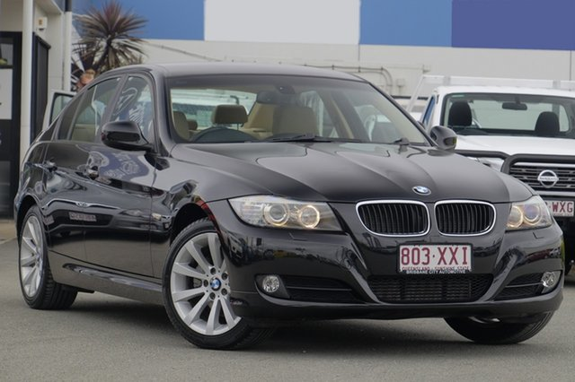 Used BMW 320D Executive Steptronic, Bowen Hills, 2008 BMW 320D Executive Steptronic Sedan