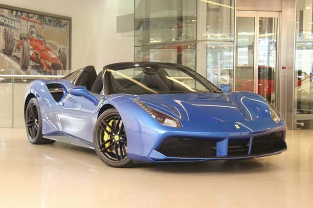Used Ferrari 488 Spider DCT, Waterloo, 2017 Ferrari 488 Spider DCT Convertible
