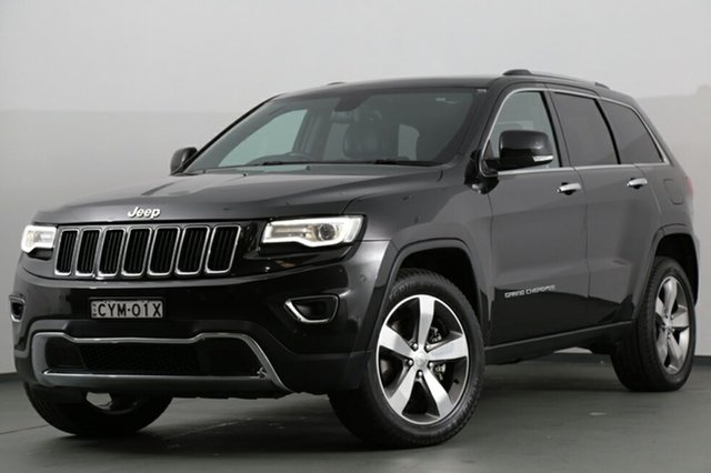Used Jeep Grand Cherokee Limited, Narellan, 2015 Jeep Grand Cherokee Limited SUV