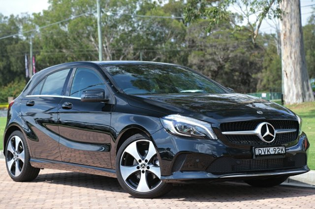 Discounted Used Mercedes-Benz A200 D-CT, Warwick Farm, 2017 Mercedes-Benz A200 D-CT Hatchback