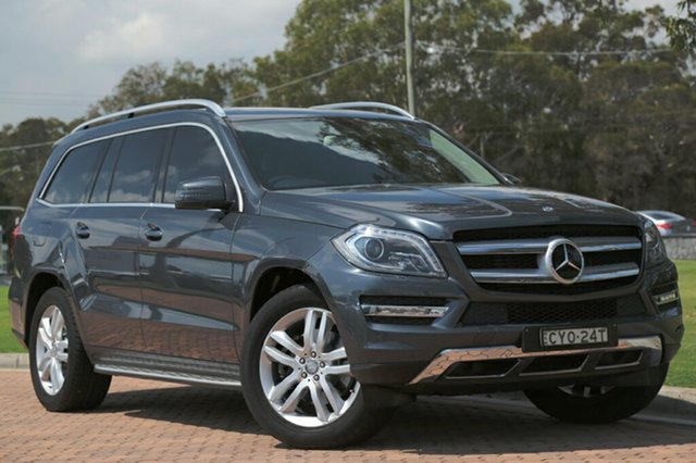 Discounted Used Mercedes-Benz GL350 BlueTEC 7G-TRONIC + Edition S, Warwick Farm, 2015 Mercedes-Benz GL350 BlueTEC 7G-TRONIC + Edition S SUV