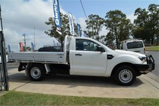 2015 Ford Ranger XL Cab Chassis.