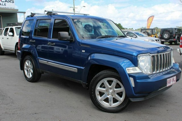 Used Jeep Grand Cherokee, Tingalpa, 2010 Jeep Grand Cherokee Wagon