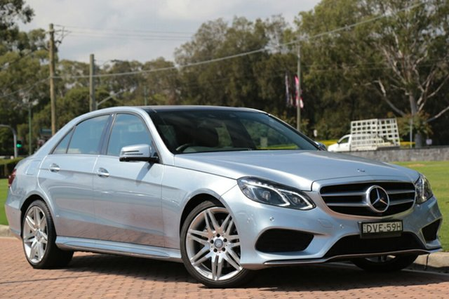 Discounted Used Mercedes-Benz E400 7G-Tronic +, Warwick Farm, 2013 Mercedes-Benz E400 7G-Tronic + Sedan