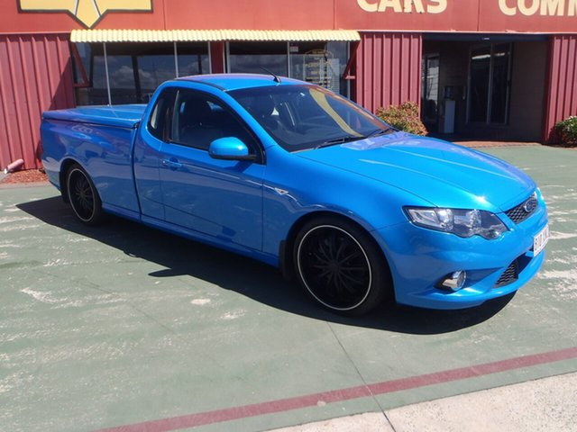 Used Ford Falcon XR8 Ute Super Cab, Toowoomba, 2009 Ford Falcon XR8 Ute Super Cab Utility