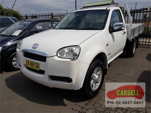 Used Great Wall V240 (4x2), Campbelltown, 2010 Great Wall V240 (4x2) Cab Chassis