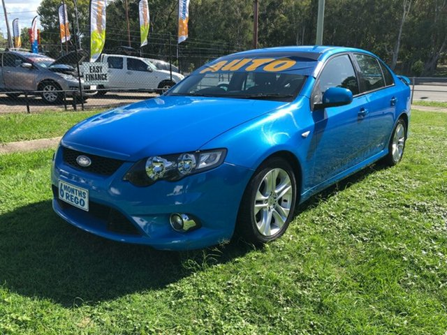 Used Ford Falcon XR6, Clontarf, 2008 Ford Falcon XR6 Sedan