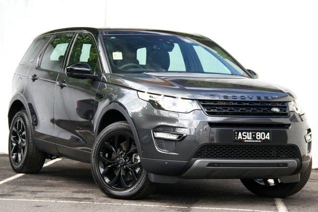 Demonstrator, Demo, Near New Land Rover Discovery Sport SD4 SE, Malvern, 2017 Land Rover Discovery Sport SD4 SE Wagon