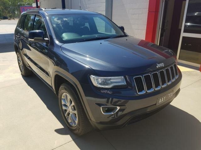 Used Jeep Grand Cherokee Laredo (4x2), Wangaratta, 2013 Jeep Grand Cherokee Laredo (4x2) Wagon