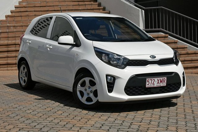 Discounted Used Kia Picanto S, Southport, 2017 Kia Picanto S Hatchback