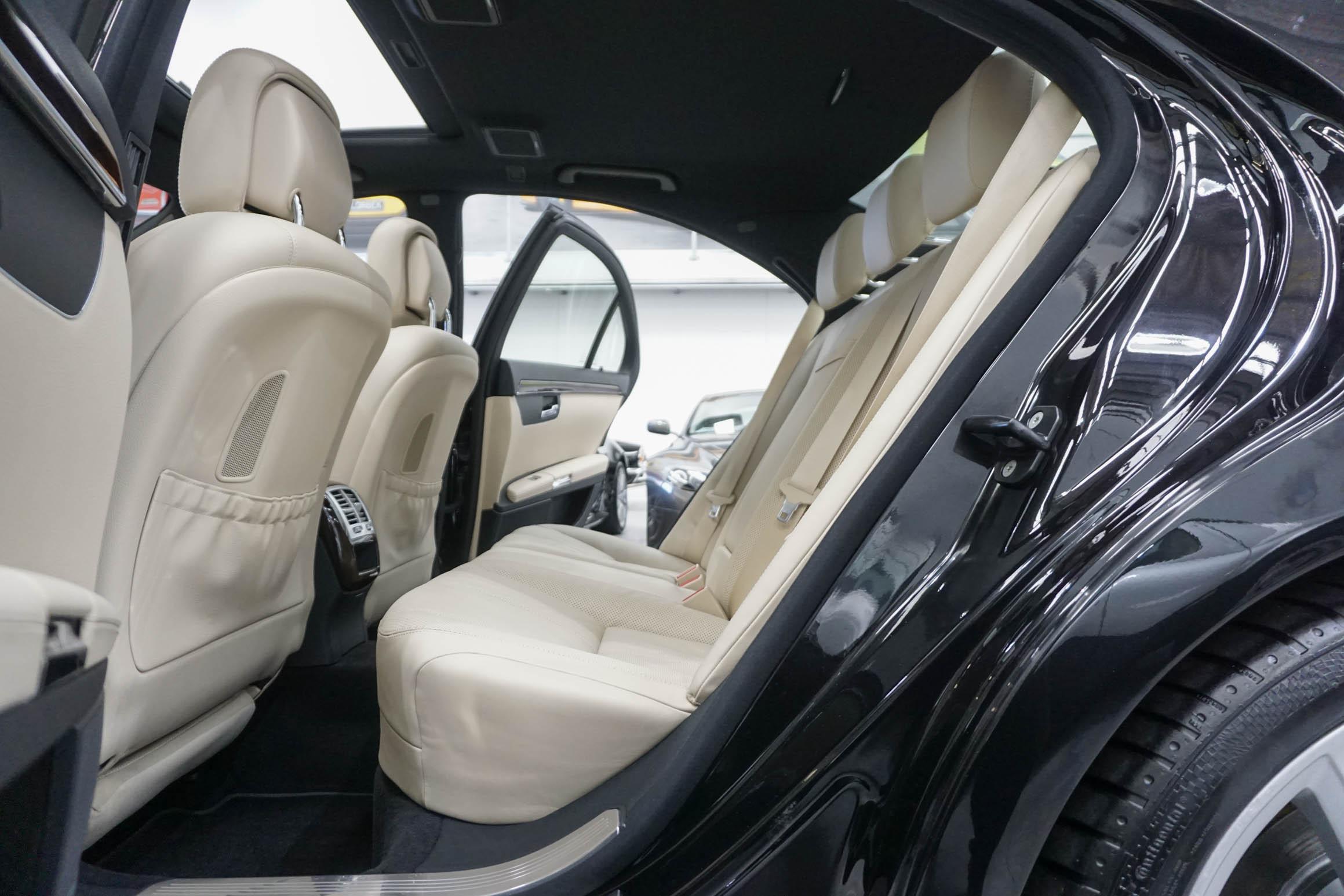 2006 Mercedes-benz S500  221