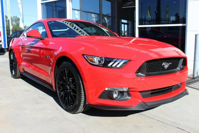 New Ford Mustang GT Fastback SelectShift, Rutherford, 2017 Ford Mustang GT Fastback SelectShift Fastback