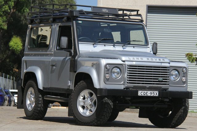 Used Land Rover Defender 90, Concord, 2013 Land Rover Defender 90 Wagon