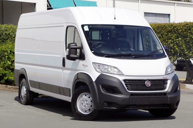 Demonstrator, Demo, Near New Fiat Ducato LWB/MID, Acacia Ridge, 2017 Fiat Ducato LWB/MID Series 6 (MY17) Van