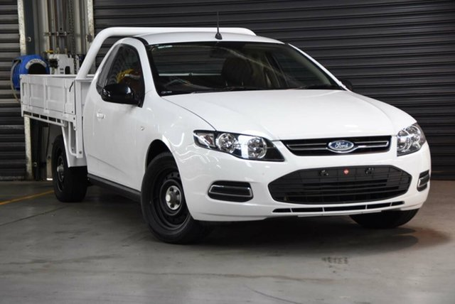 Used Ford Falcon EcoLPi Super Cab, Southport, 2013 Ford Falcon EcoLPi Super Cab Cab Chassis