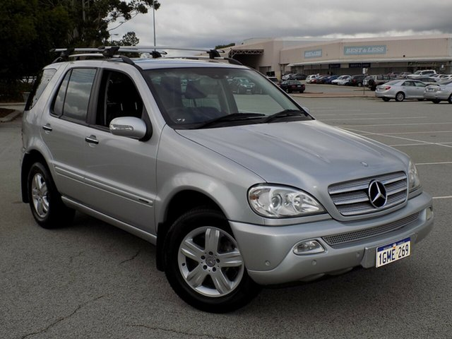Used Mercedes-Benz ML350 Special Edition, Maddington, 2005 Mercedes-Benz ML350 Special Edition Wagon