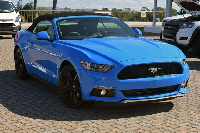 Discounted Demonstrator, Demo, Near New Ford Mustang SelectShift, Southport, 2017 Ford Mustang SelectShift Convertible