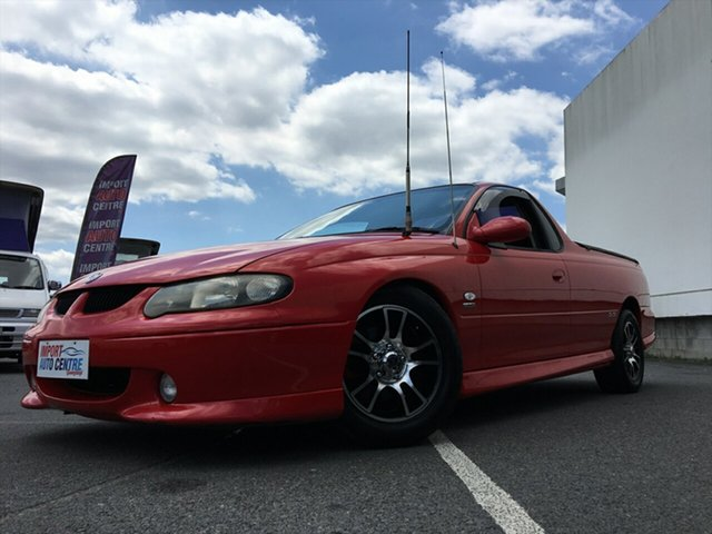 Used Holden Commodore SS, Underwood, 2002 Holden Commodore SS Utility