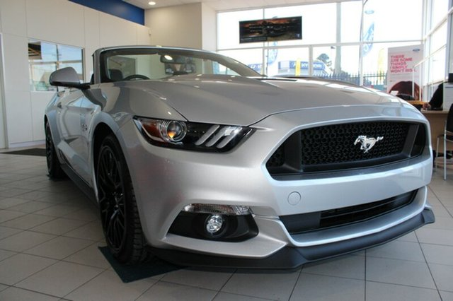 New Ford Mustang GT SelectShift, Rutherford, 2017 Ford Mustang GT SelectShift Convertible